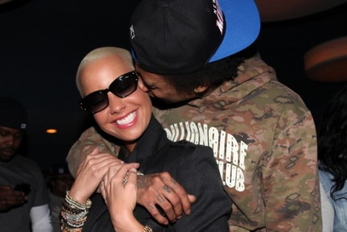 amber rose and wiz khalifa. Amber Rose Wiz Khalifa 2011